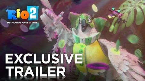 "Rio 2 ""I Will Survive"" Multi-Language Trailer 20th Century Fox"