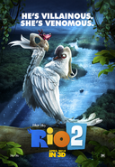 Rio 2 Nigel & Gabi poster