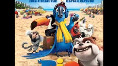 Rio Soundtracks 11 ♫♫♫ - Sapo Cai - Carlinhos Brown & Mikael Mutti