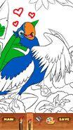 Rio coloring image 3