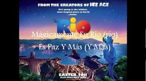 Real In Rio - Español (letra)-1