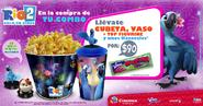 Rio 2 Cinema Figure Promo