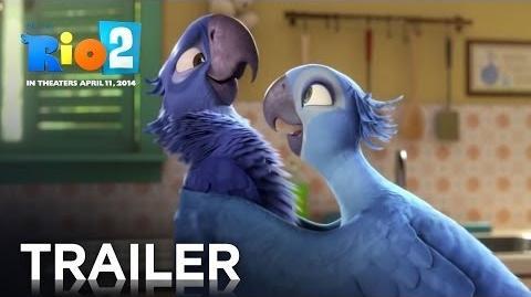 Rio 2 Official Trailer 2 20th Century FOX