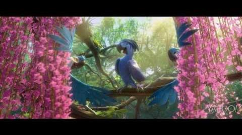 RIO 2 Clip 'Welcome Back' With Bruno Mars