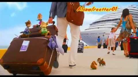 Carnival Alvin and the Chipmunks (Carnaval Alvin e os Esquilos) - Carnival in Rio (2013 - HD Clip)