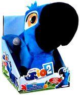 Blu Singing Plush Toy