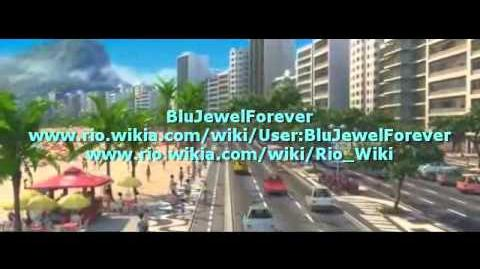 Blu and Jewel Tribute Take You To Rio