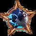 Bronze Badge Bird Catcher