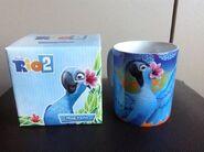 Jewel mug