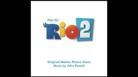 11. Up Carla's Monkey - Rio 2 Soundtrack