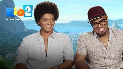 "Rio 2 ""You're the Bird"" Bruno & Philip 20th Century FOX"