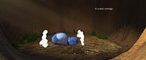 Blu already hatched