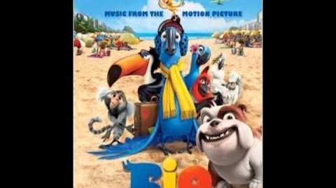 Rio Soundtrack - Funky Monkey 8