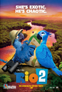 Rio 2 Blu and Jewel poster