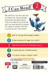 Rio 2 Book Vacation in the Wild Paperback Cover(back)
