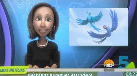 Natalie gets animated in 'Rio 2'