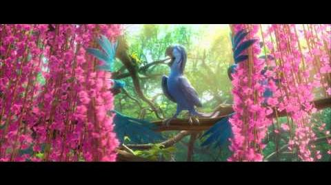 "Rio 2 ""Family Jewels"" Behind the Scenes 20th Century FOX"