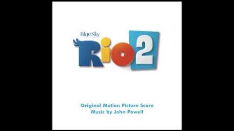 14. Toungue apult to Blu's Nightmare - Rio 2 Soundtrack