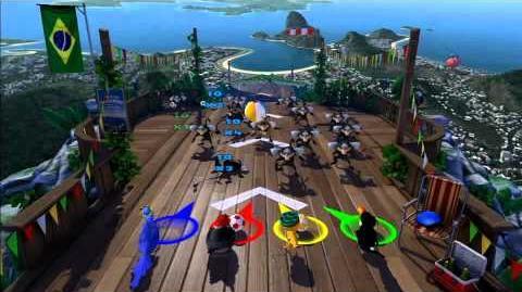 Rio - Announcement Trailer