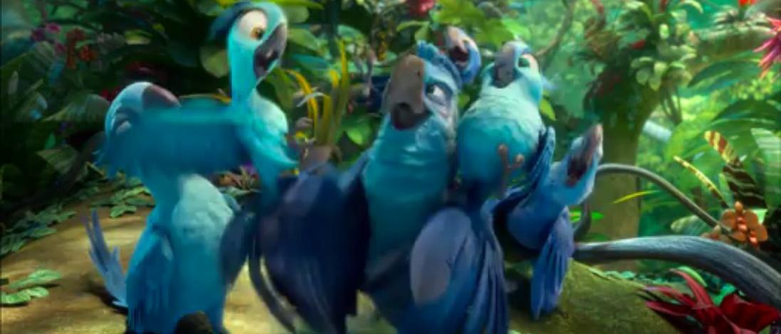 Rio 2 Official Trailer 3