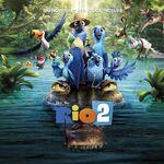 Rio 2 soundtrack cover