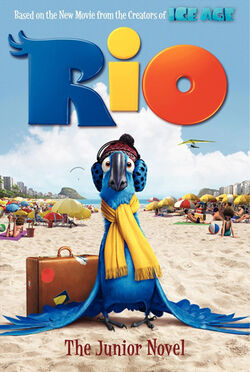 Rio the junior novle