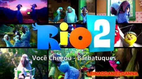 Rio 2 - Beautiful Creatures Brazilian Official Version With Subtitles (Você Chegou)