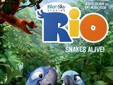 Rio: Snakes Alive!