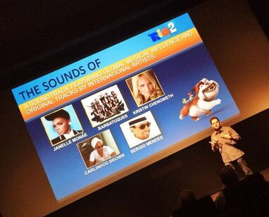 The sounds of Rio 2