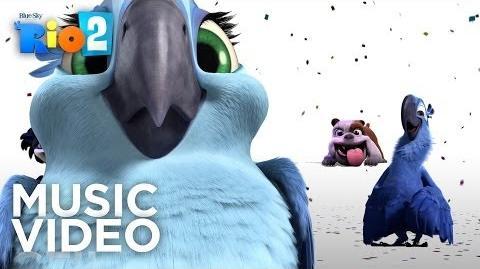 "Rio 2 ""What Is Love"" Lyrics Video 20th Century FOX-0"