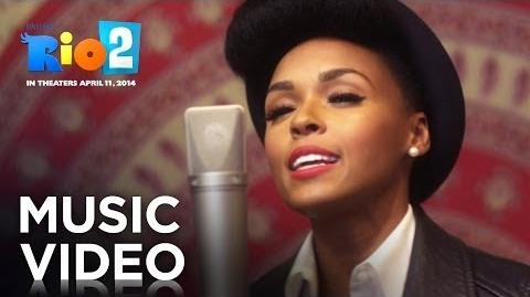 """Rio 2 Janelle Monáe """"What Is Love"""" Music Video 20th Century Fox"""