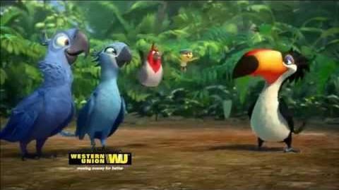 Happy Mother's Day from Western Union and Rio2