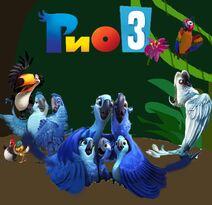 Rio 3 Super Poster