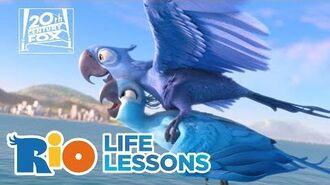 Rio Life Lessons - Fox Family Entertainment