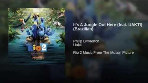 It's A Jungle Out Here (feat. UAKTI) (Brazilian)