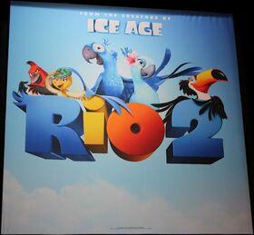 Rio 2 promo