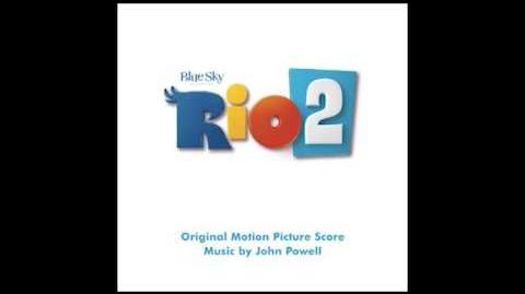 01. 20th Century Fox Fanfare - Rio 2 Soundtrack