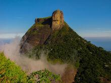 Nebulosa Pedra da Gávea