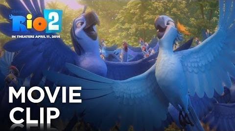 Rio 2 Beautiful Creatures 20th Century Fox