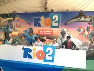 Rio 2 Interview