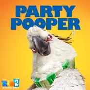 Rio 2 Party Pooper