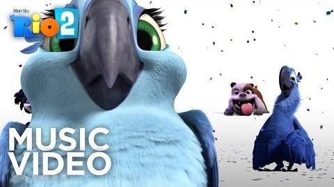 "Rio 2 ""What Is Love"" Lyrics Video 20th Century FOX-2"