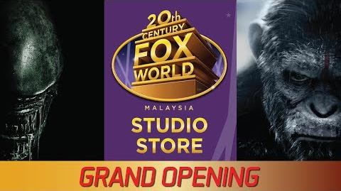 World's 1st Fox World Studio Store!-0