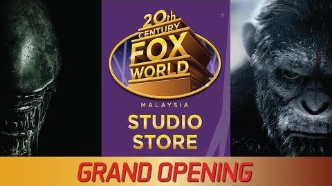 World's 1st Fox World Studio Store!-0
