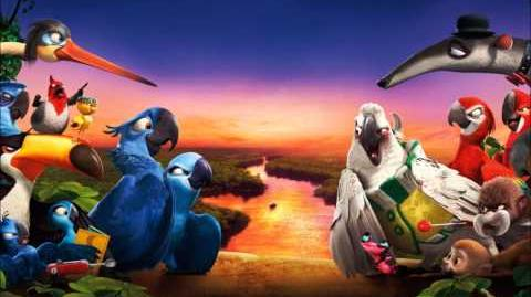 Rio 2 Soundtrack - 006 Fireworks on the Roof (John Powell)