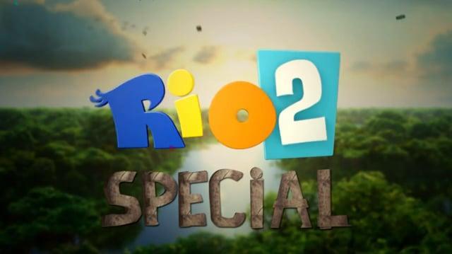 Show Reel - Rio2 Special
