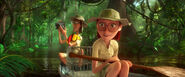 Rio 2 Linda and Tulio on the Amazon River