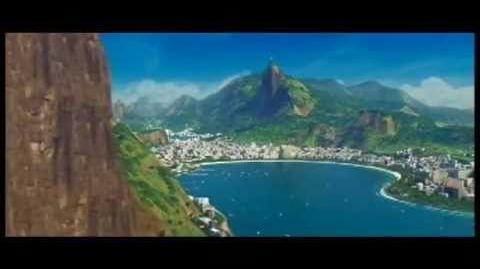 Let Me Take You To Rio - Ester Dean feat. Carlinhos Brown