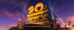 20th Century Fox logo new