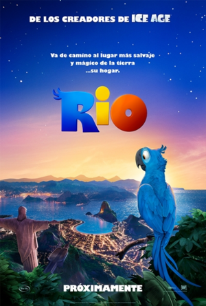 Rio poster 2